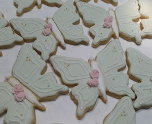 Butterfly biscuits - 300