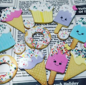 Icecream party biscuits 500