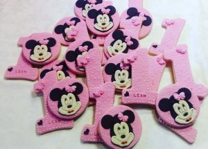 Kiddies biscuits - Minnie Mouse &300
