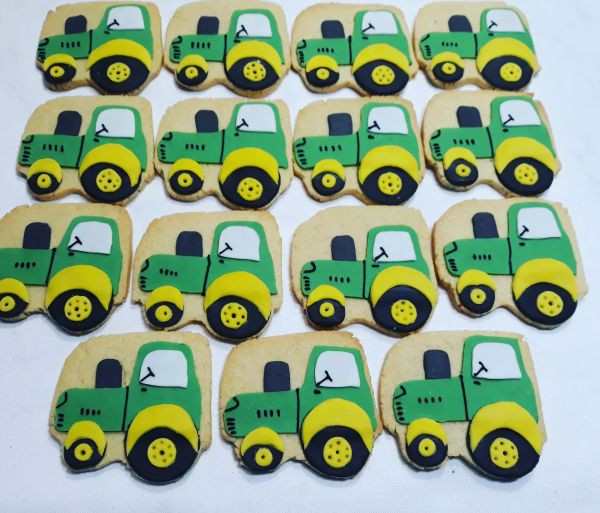 Tractors - kiddies D