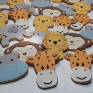 Wild animal biscuits 500