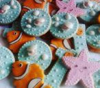 Kirra sea themed biscuits B