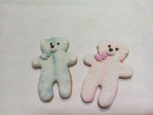 pink - blue teddies baby