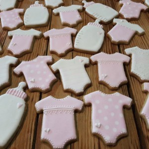 Homemade biscuits - Baby shower 500