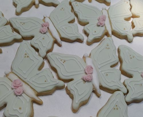 Homemade Butterfly biscuits - 500