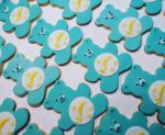 Homemade biscuits: Care Bears C