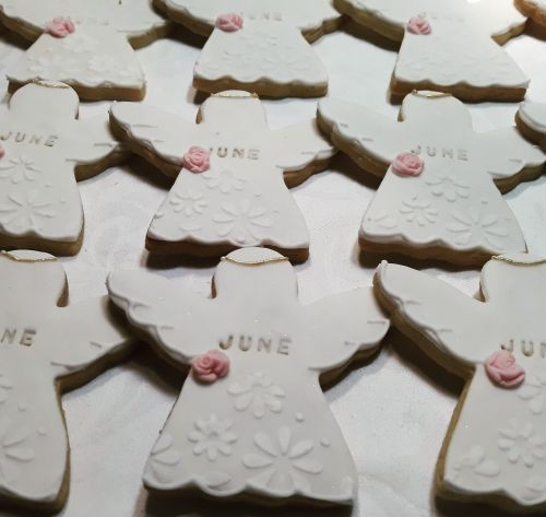 Homemade biscuits: Carolyn's Angels 500