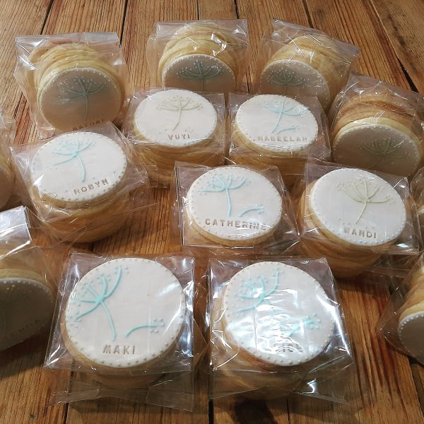 Centre for Environmental Rights - homemade biscuit / cookies gift packs 600