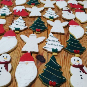 Christmas Biscuits-Cookies 500
