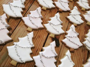 Christmas Trees Cookies For Pandora Jewellers 500