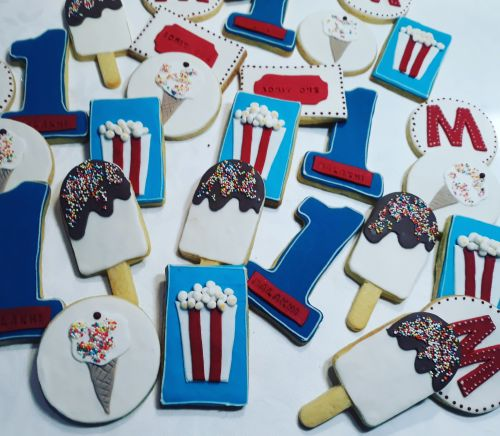 Homemade Circus biscuits 500