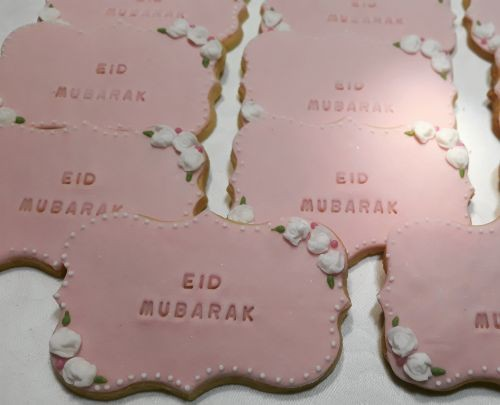Homemade EID Biscuits A 500