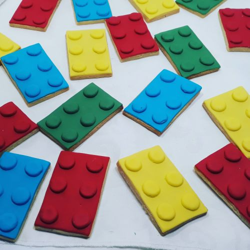 Lego - homemade cookies & biscuits