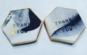Homemade Thank you cookies / biscuits 300